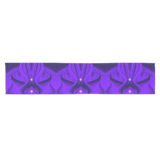 Purple Flower Rainbow Dreams - Two Stars Short Table Runner