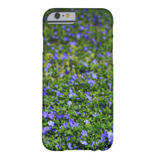 Purple Flower Vinca Phone Case