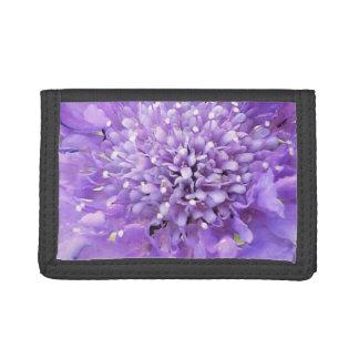 Purple Flower Wallet