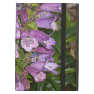 Purple Flowers Case For iPad Air