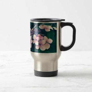 purple flowers crossprocesswarmer travel mug