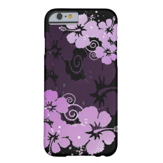 Purple Flowers iPhone 6/6s Barely There iPhone 6 Case