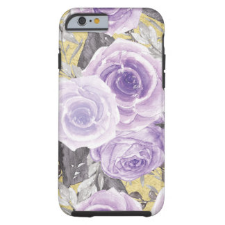 Purple Flowers iphone Case Cell Phone Cover