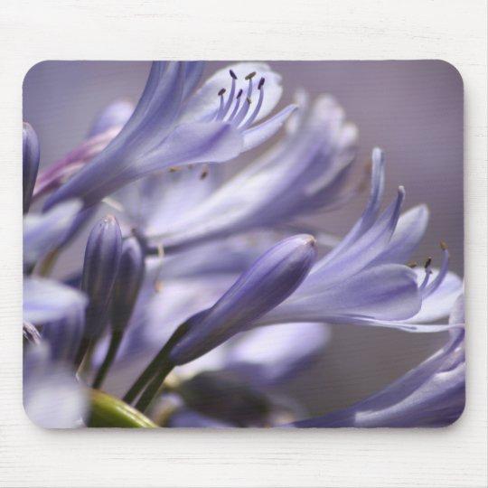 Purple Flowers mousepad