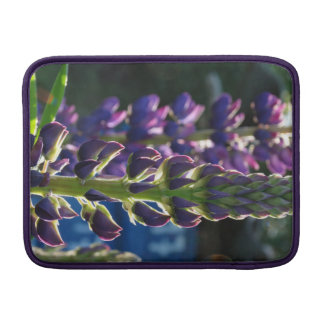 Purple Flowers Spring Photo Macbook Air Case Sleeves For MacBook Air