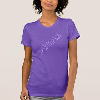 Purple for Chronic Pain Awareness T-Shirt