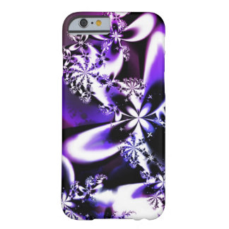 Purple Fractal Flower Case for iPhone 6