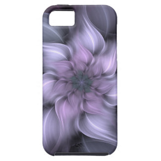 Purple Fractal iPhone 5 Covers