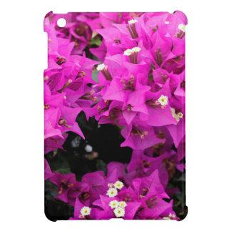 Purple Fuchsia Bougainvillea Background iPad Mini Cover
