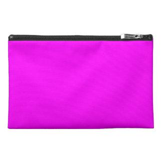 purple fuchsia Travel Accessory Bag