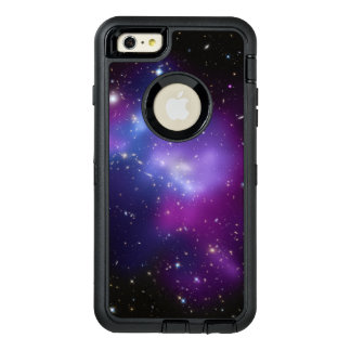 Purple Galaxy Cluster OtterBox Defender iPhone Case