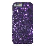 Purple Glimmer iPhone 6 Case