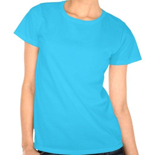 Purple Glitter Heart Turquoise Shirt