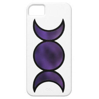 Purple Goddess iPhone 5/5s case