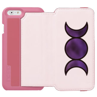 Purple Goddess iPhone Wallet Case Incipio Watson™ iPhone 6 Wallet Case