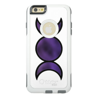 Purple Goddess OtterBox Apple Commuter Series Case