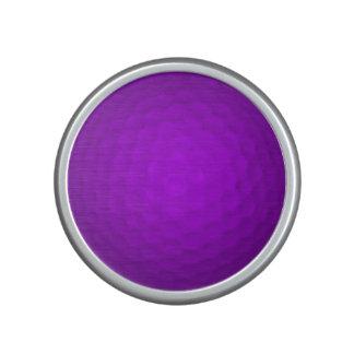 Purple Golfball Bluetooth Speaker