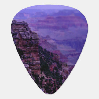 Purple Grand Canyon Guitar Pick