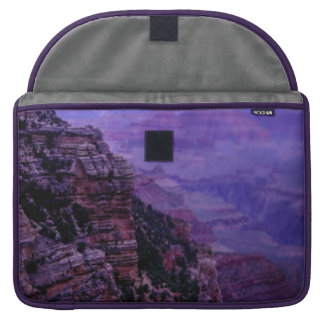 Purple Grand Canyon Macbook Sleeve