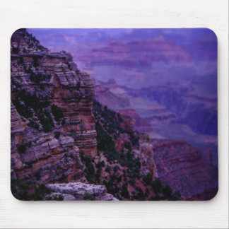 Purple Grand Canyon Mousepad
