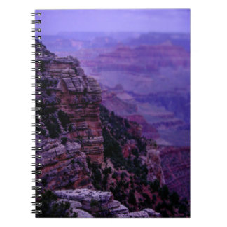 Purple Grand Canyon Notebook
