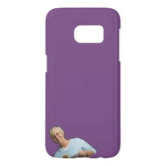 Purple Grandma Case