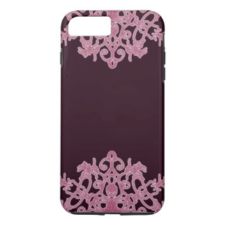 Purple Grape Vines of Lace ~ iPhone 8 Plus/7 Plus Case