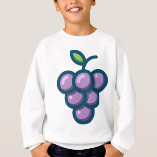 Purple Grapes Sweatshirt