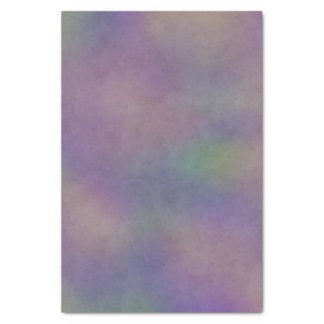 Purple Green Magenta Yellow Tissue Paper