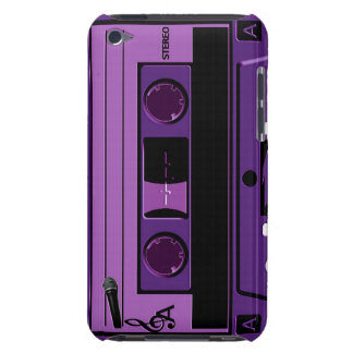 Purple Groove_ iPod Touch Cover