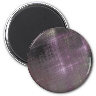 Purple Grunge Magnet
