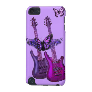 Purple Guitar_ iPod Touch (5th Generation) Covers