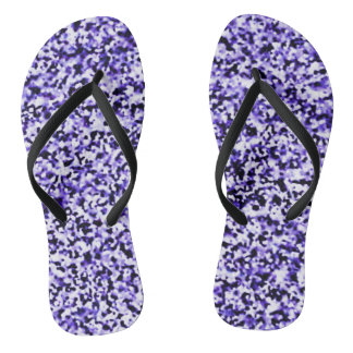 Purple Hail Flip Flops