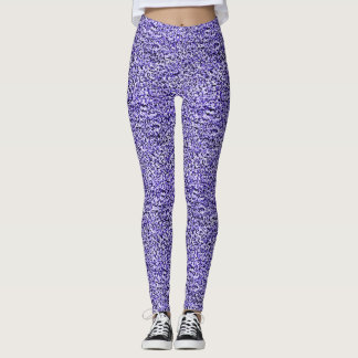 Purple Hail Leggings