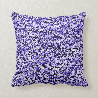 "Purple Hail Polyester Throw Pillow 16"" x 16"""