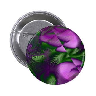 Purple Haze Pinback Button