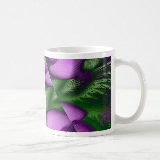 Purple Haze Basic White Mug