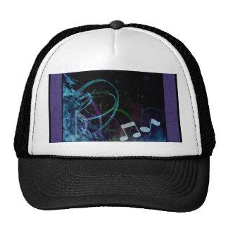 Purple Haze Cap Trucker Hats