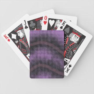Purple Haze-Cards Poker Cards