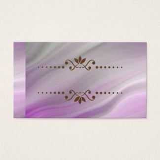 Purple Haze Designer Business Cards