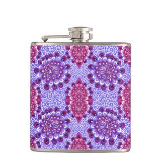 Purple haze hip flask