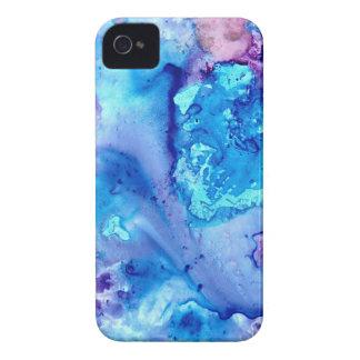 Purple Haze Luna #5 Case-Mate iPhone 4 Case