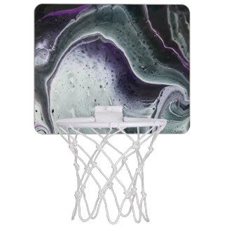 Purple Haze Mini Basketball Hoop