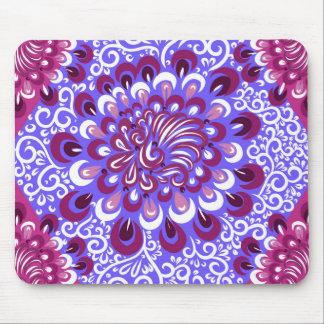 Purple haze mouse pad