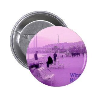 Purple Haze - Nice France Pinback Button