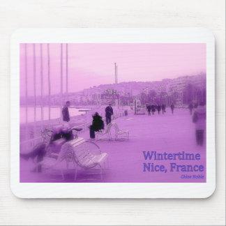 Purple Haze - Nice France Mousepads
