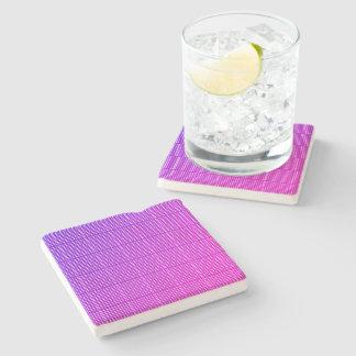 Purple-Haze--Plaid-Accent-Coasters Stone Coaster