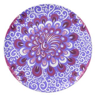 Purple haze plate