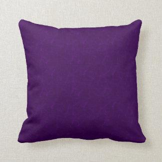 "purple haze Polyester Throw Cushion 16"" x 16"""