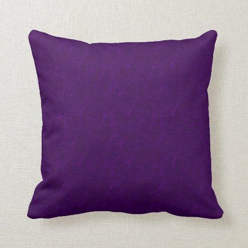 """purple haze Polyester Throw Cushion 16"""" x 16"""" Throw Pillow"""